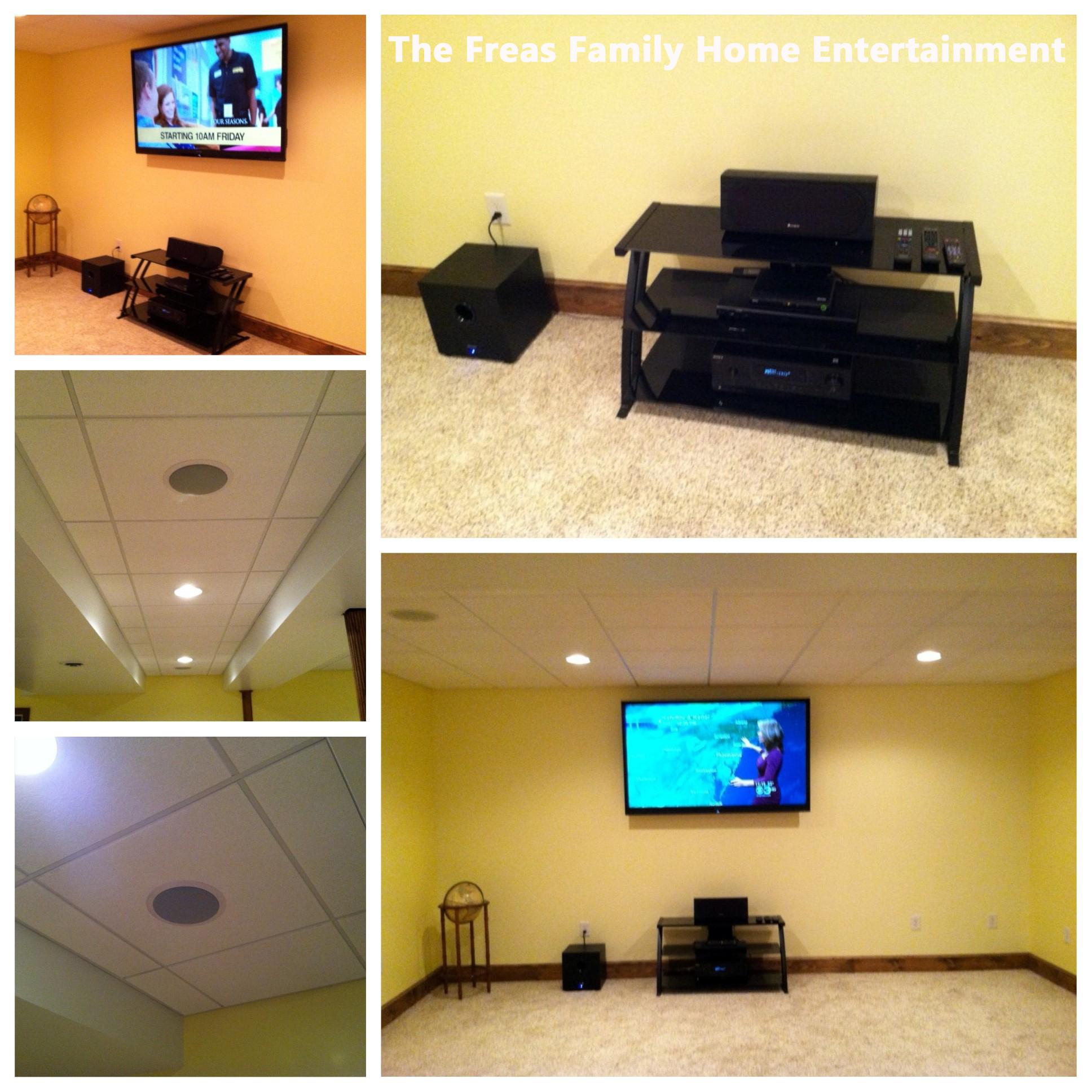 Freas home entertainment