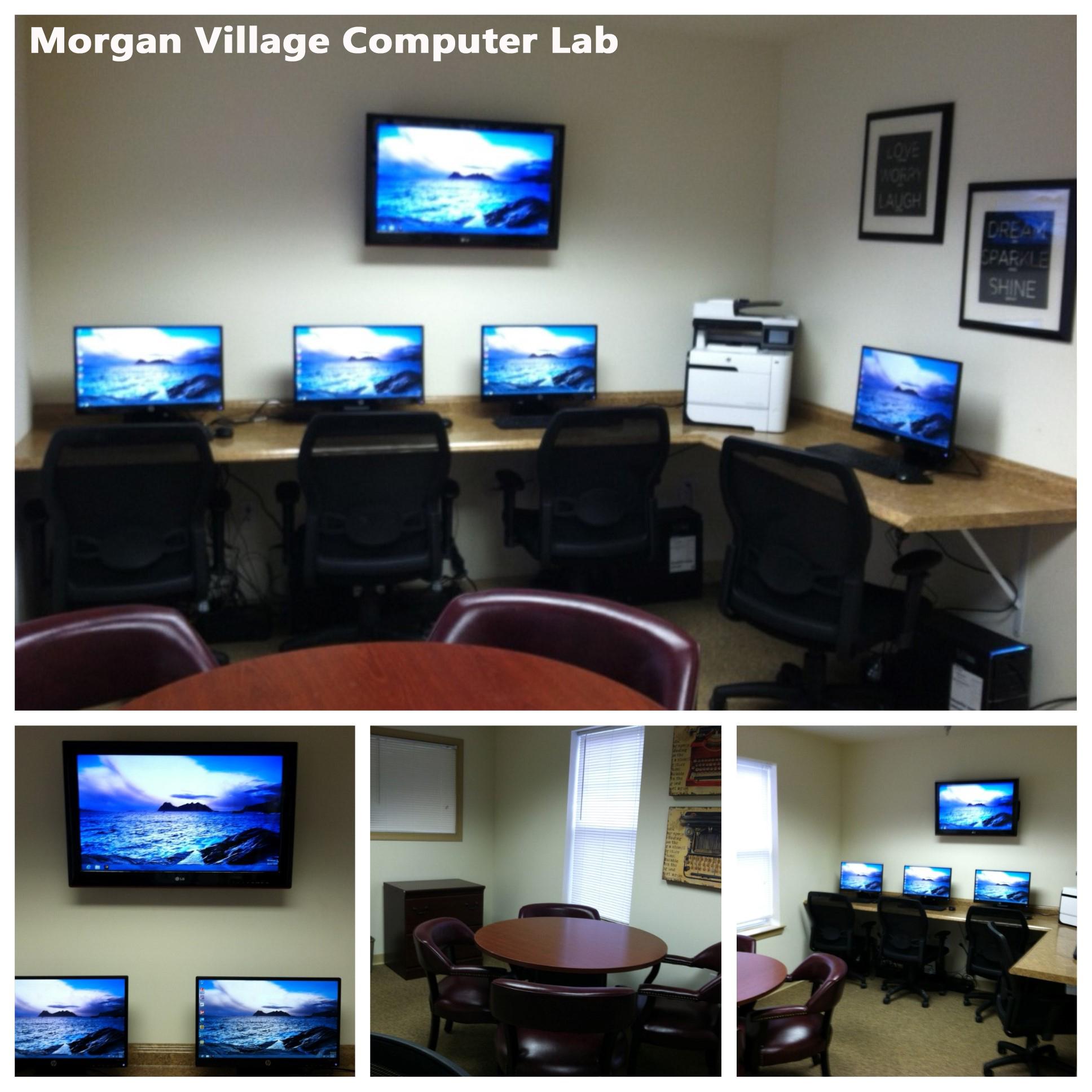 Morgan Village lab